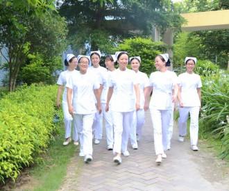 传承与变革—南医五院护士换新装